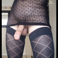 First Time - Man In Stockings