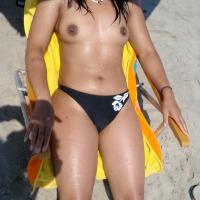 Small tits of my girlfriend - Murine