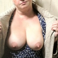 Large tits of my wife - Mich
