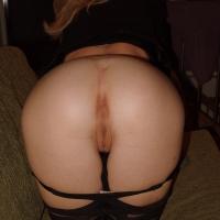 My wife's ass - Christine