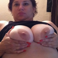 Very large tits of my wife - Sugartush