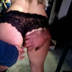 My ass - kayteeee