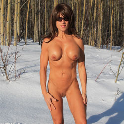 Stripteasing In The Snow - Big Tits, Boots, Brunette Hair, Erect Nipples, Exposed In Public, Firm Tits, Hard Nipple, Naked Outdoors, Nude In Nature, Nude In Public, Nude Outdoors, Perfect Tits, Shaved Pussy, Showing Tits, Snow, Strip, Sunglasses, Hairless Pussy, Hot Girl, Sexy Body, Sexy Boobs, Sexy Figure, Sexy Girl, Sexy Legs, Sexy Woman