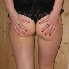 My wife's ass - julie