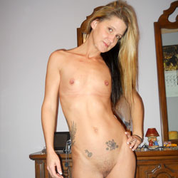 Standing Naked Inside Her Bedroom - Blonde Hair, Hard Nipple, Indoors, Long Hair, Nipples, Shaved Pussy, Small Breasts, Small Tits, Tattoo, Hairless Pussy, Hot Girl, Naked Girl, Sexy Body, Sexy Face, Sexy Feet, Sexy Figure, Sexy Girl, Sexy Woman, Facials