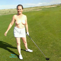 Topless Golf Player - Big Tits, Brunette Hair, Hanging Tits, Milf, Natural Tits, Nude Outdoors, Showing Tits, Topless Girl, Topless Outdoors, Topless, Sexy Boobs, Sexy Face, Sexy Girl, Sexy Legs, Sexy Shoes, Sexy Woman, Wife/Wives