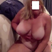 Very large tits of my wife - Carrie