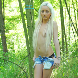 Blonde Stripteasing In The Forest - Blonde Hair, Exposed In Public, Hard Nipple, Nipples, Nude In Nature, Nude In Public, Nude Outdoors, Showing Tits, Small Breasts, Small Tits, Topless Girl, Topless Outdoors, Topless, Hot Girl, Sexy Body, Sexy Face, Sexy Figure, Sexy Girl, Sexy Legs, Sexy Woman, Young Woman