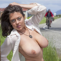 Flashing My Big Tits Outdoor - Big Tits, Brunette Hair, Exposed In Public, Flashing Tits, Flashing, Hanging Tits, Huge Tits, Large Breasts, Nude In Public, Nude Outdoors, Showing Tits, Hot Girl, Sexy Body, Sexy Boobs, Sexy Face, Sexy Girl, Sexy Woman, Dressed