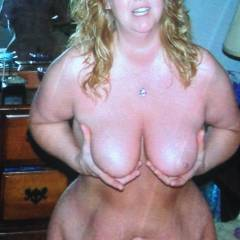 Large tits of my wife - TeeJay