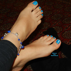 Showing Of My Feet