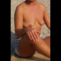 Sexy Cris First Time