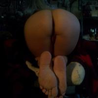 My wife's ass - dollface
