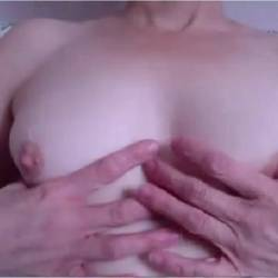 Very small tits of my girlfriend - jble