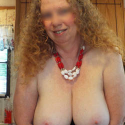 My very large tits - Mrs. C