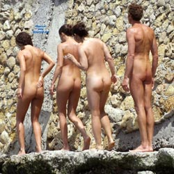 Outdoor Girls Walking Naked - Exposed In Public, Girls, Naked Outdoors, Nude In Nature, Nude Outdoors, Round Ass, Beach Voyeur, Sexy Ass, Sexy Body, Sexy Figure, Sexy Girl, Sexy Legs