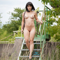 Walking Naked In Nature - Big Tits, Brunette Hair, Erect Nipples, Exposed In Public, Firm Tits, Full Nude, Heels, Naked Outdoors, Natural Tits, Nipples, Nude In Nature, Nude In Public, Perfect Tits, Shaved Pussy, Hairless Pussy, Hot Girl, Naked Girl, Sexy Body, Sexy Boobs, Sexy Face, Sexy Feet, Sexy Figure, Sexy Girl, Sexy Legs, Sexy Woman