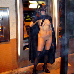 Nude Cat Woman On The Prowl - Artistic Nude, Brunette Hair, Exposed In Public, Firm Tits, Flashing Tits, Flashing, Hairy Bush, Hairy Pussy, Hanging Tits, Natural Tits, Nipples, No Panties, Nude In Public, Nude Outdoors, Perfect Tits, Showing Tits, Hot Girl, Sexy Body, Sexy Boobs, Sexy Face, Sexy Figure, Sexy Girl, Sexy Legs, Costume