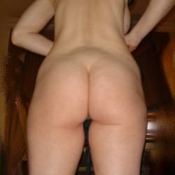 My wife's ass - gigi