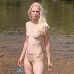Naked Blonde From The River - Blonde Hair, Erect Nipples, Exposed In Public, Firm Tits, Full Nude, Hard Nipple, Naked Outdoors, Natural Tits, Nipples, Nude In Nature, Nude In Public, Shaved Pussy, Small Breasts, Small Tits, Tattoo, Hot Girl, Naked Girl, Sexy Body, Sexy Figure, Sexy Girl, Sexy Legs, Sexy Woman