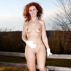 Outdoor Nudity Wearing White Boots  - Big Tits, Boots, Erect Nipples, Exposed In Public, Firm Tits, Full Nude, Hanging Tits, Hard Nipple, Naked Outdoors, Nipples, Nude In Nature, Nude In Public, Perfect Tits, Red Hair, Redhead, Showing Tits, Trimmed Pussy, Hot Girl, Naked Girl, Sexy Body, Sexy Boobs, Sexy Face, Sexy Figure, Sexy Girl, Sexy Legs