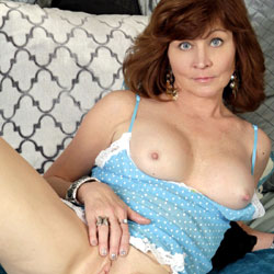 Yummy Mature's Pussy Lips - Bed, Big Tits, Brunette Hair, Firm Tits, Huge Tits, Milf, No Panties, Pussy Lips, Shaved Pussy, Showing Tits, Spread Legs, Touching Pussy, Hairless Pussy, Hot Girl, Sexy Body, Sexy Boobs, Sexy Face, Sexy Girl, Sexy Legs, Sexy Lingerie