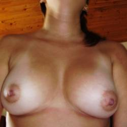 Medium tits of a co-worker - staunchy3