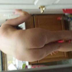 My wife's ass - Heidi