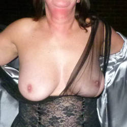 Large tits of my wife - Elly