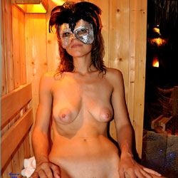 Masked And Naked Brunette - Artistic Nude, Big Tits, Brunette Hair, Firm Tits, Full Nude, Huge Tits, Indoors, Large Breasts, Nipples, Perfect Tits, Spread Legs, Hot Girl, Naked Girl, Sexy Body, Sexy Boobs, Sexy Face, Sexy Feet, Sexy Figure, Sexy Girl, Sexy Legs, Face Sitting, Costume