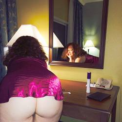 My wife's ass - Realred