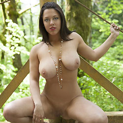 Naked Brunette In Green Nature - Big Tits, Brunette Hair, Exhibitionist, Exposed In Public, Full Nude, Huge Tits, Naked Outdoors, Nude In Nature, Perfect Tits, Shaved Pussy, Showing Tits, Spread Legs, Hairless Pussy, Hot Girl, Naked Girl, Sexy Body, Sexy Boobs, Sexy Feet, Sexy Figure, Sexy Girl, Sexy Legs