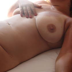 Large tits of my wife - Laurie