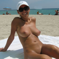 Sitting Naked At The Beach - Big Tits, Brunette Hair, Full Nude, Naked Outdoors, Natural Tits, Nude Beach, Nude In Nature, Nude In Public, Nude Outdoors, Perfect Tits, Pussy Lips, Shaved Pussy, Sunglasses, Beach Voyeur, Hairless Pussy, Sexy Body, Sexy Boobs, Sexy Figure, Sexy Girl, Sexy Legs, Young Woman