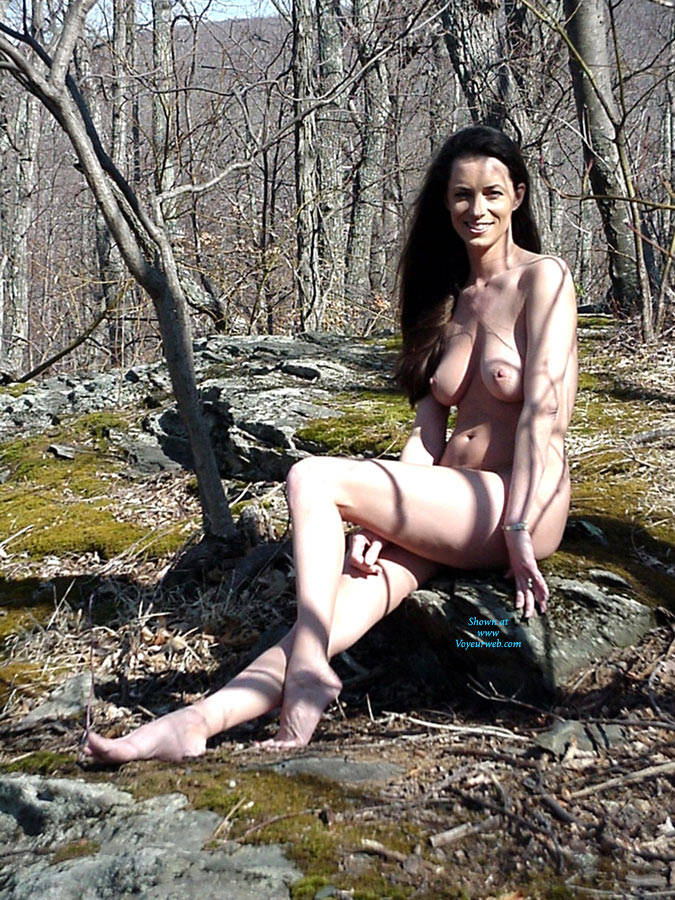 Tits in the woods