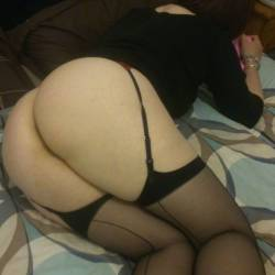 My wife's ass - Louise