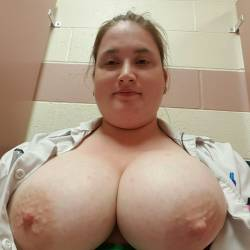 My extremely large tits - Patti Peterson