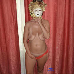 Nude Brunette Behind Mask - Artistic Nude, Big Tits, Brunette Hair, Flashing Tits, Flashing, Hanging Tits, Huge Tits, Natural Tits, Shaved Pussy, Showing Tits, Strip, Hairless Pussy, Hot Girl, Sexy Body, Sexy Boobs, Sexy Figure, Sexy Girl, Sexy Legs, Sexy Panties, Wife/Wives, Costume