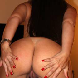 My girlfriend's ass - Eivi