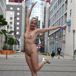 Weekend Naked Vacation - Big Tits, Blonde Hair, Exposed In Public, Firm Tits, Flashing, Hard Nipple, Nipples, Nude In Public, Perfect Tits, Shaved Pussy, Hairless Pussy, Hot Girl, Sexy Body, Sexy Boobs, Sexy Figure, Sexy Girl, Sexy Legs