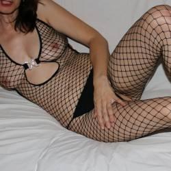 Tits Inside Fishnet Body Stockings - Big Tits, Brunette Hair, Firm Tits, Hard Nipple, Nipples, Perfect Tits, Showing Tits, Stockings, Topless, Sexy Body, Sexy Boobs, Sexy Girl, Sexy Legs, Sexy Lingerie, Sexy Panties