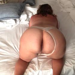 My wife's ass - Sarah
