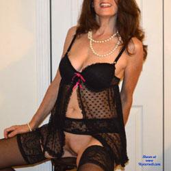 Zeena's Seducing Lingerie - Big Tits, Brunette Hair, Heels, Indoors, Hot Girl, Sexy Body, Sexy Girl, Sexy Legs, Sexy Lingerie