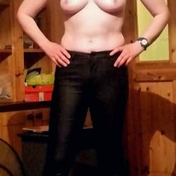 Small tits of my wife - shar