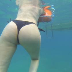 My girlfriend's ass - Dema