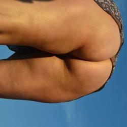 My wife's ass - Erin