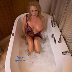 Nude Blonde Girl Bathing - Blonde Hair, Flashing Tits, Huge Tits, Indoors, Perfect Tits, Showing Tits, Wet, Hot Girl, Sexy Boobs, Sexy Face, Sexy Figure, Sexy Legs