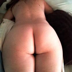 My girlfriend's ass - SoftBuns