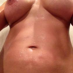Large tits of my girlfriend - sarah