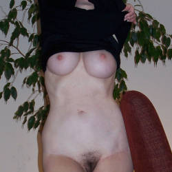 Large tits of my girlfriend - Julie